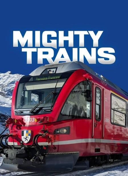 Mighty Trains S03E01 Thai Rail and Death Railway 480p x264-mSD