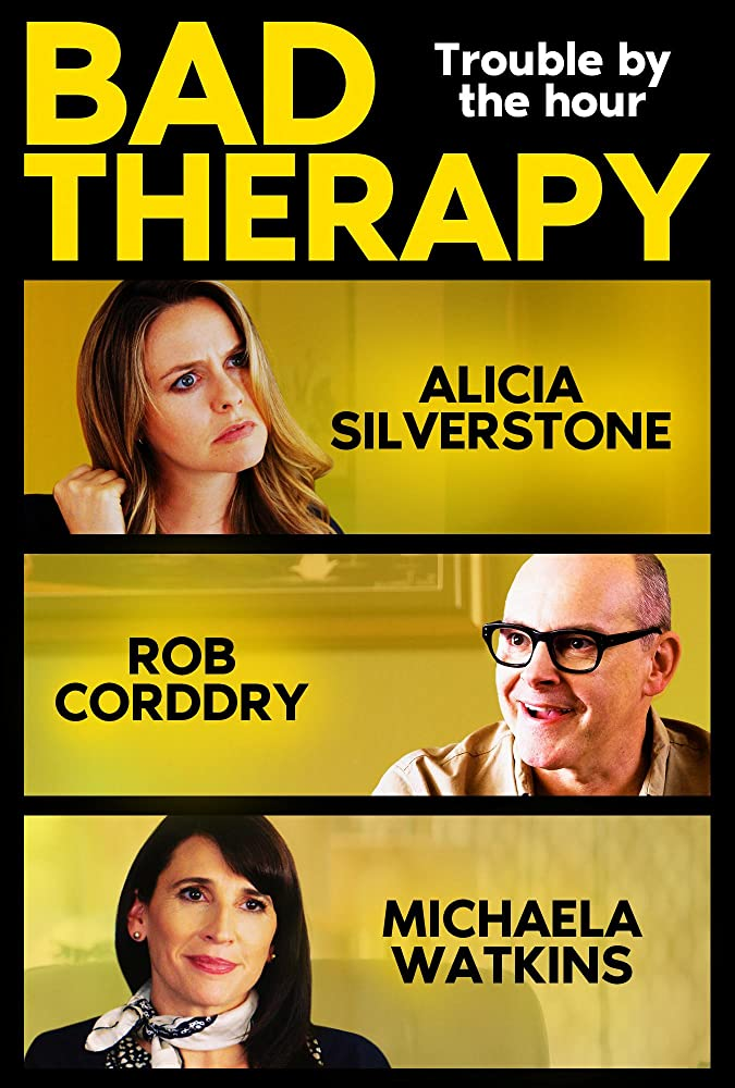 Bad Therapy 2020 720p BRRip XviD AC3-XVID