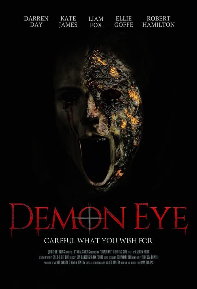 Demon Eye 2019 BRRip XviD MP3-XVID
