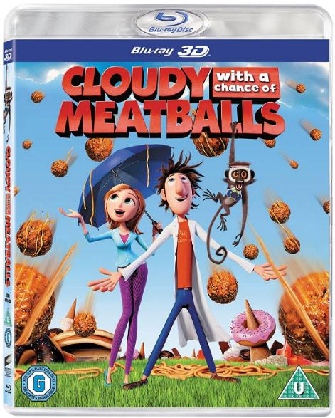 Cloudy with a Chance of Meatballs (2009) 3D HSBS 1080p BluRay x264-YTS