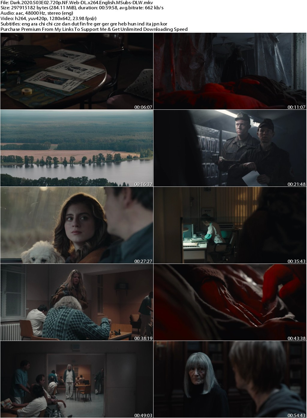 Dark 2020 Season 03 Complete 720p NF Web-DL x264 English MSubs 2.3GB-DLW