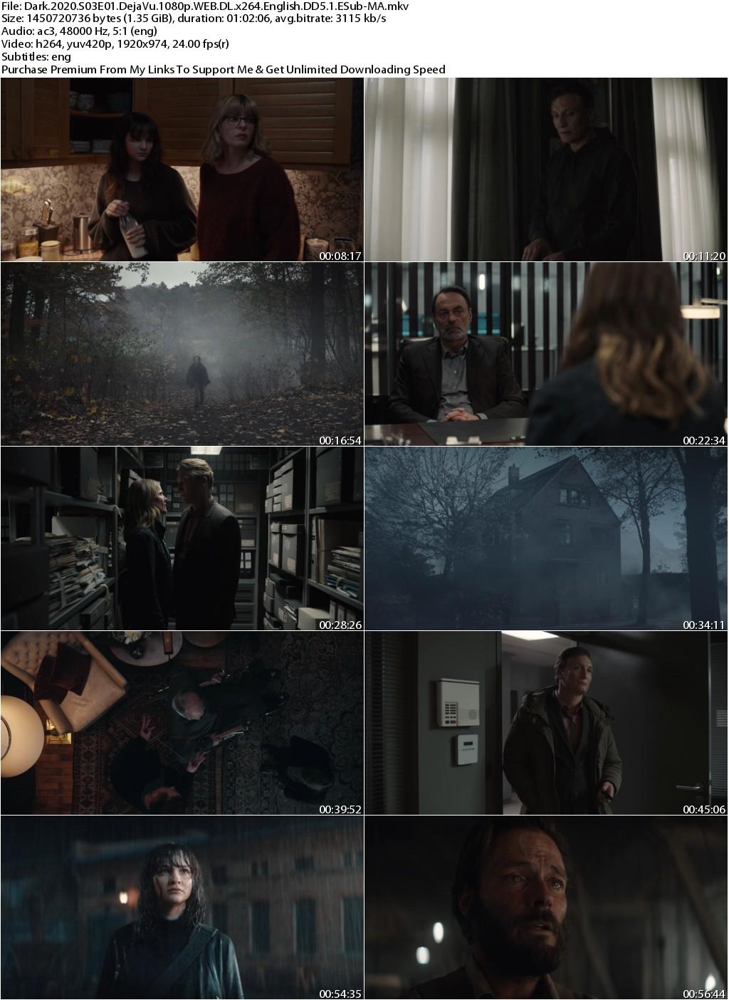Dark 2020 Season 03 Complete 1080p WEB-DL x264 English DD5.1 ESub 10.96GB-MA