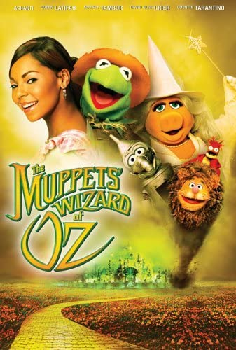 The Muppets' Wizard Of Oz (2005) (DVD) mkv
