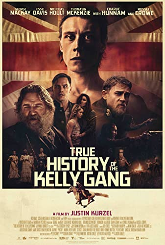 True History of the Kelly Gang 2019 [720p] [BluRay] YIFY