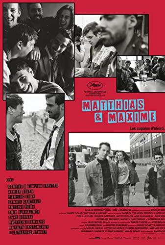 Matthias & Maxime 2019 [720p] [BluRay] YIFY