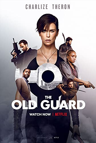 The Old Guard 2020 NF WEB-DL DD5 1 x264-CMRG[EtHD]