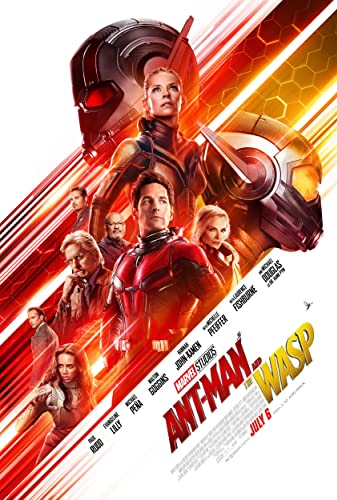 Ant-Man and the Wasp (2018) [1080p 3D] [BluRay] [YTS MX]