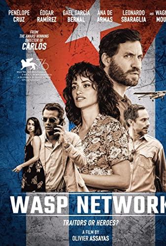 Wasp Network 2019 [720p] [BluRay] YIFY