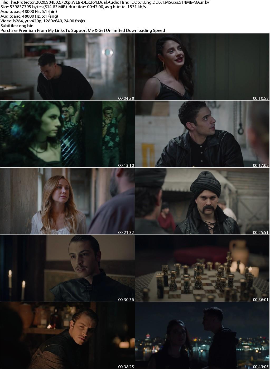 The Protector 2020 Season 04 720p WEB-DL Dual Audio Hindi DD5.1 Eng DD5.1 3.34GB-MA