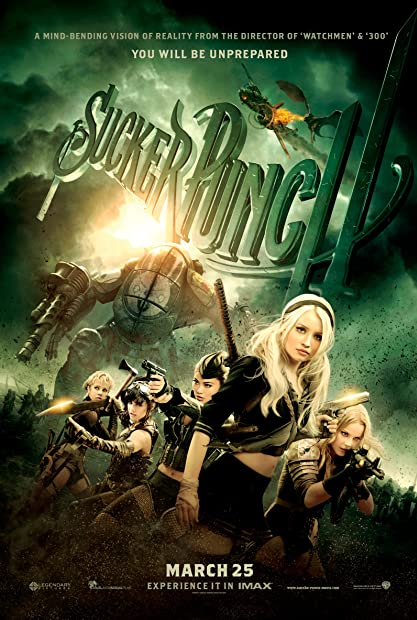 Sucker Punch 2011 EXTENDED 720p BluRay 999MB HQ x265 10bit-GalaxyRG