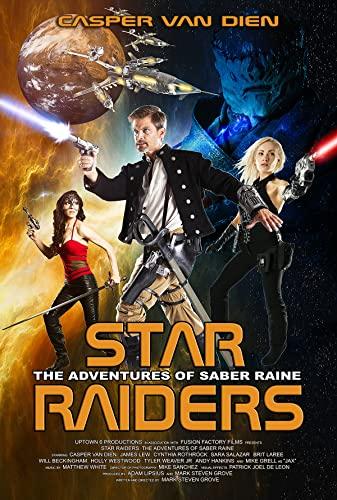 Star Raiders The Adventures of Saber Raine (2017) [1080p] [BluRay] [YTS MX]