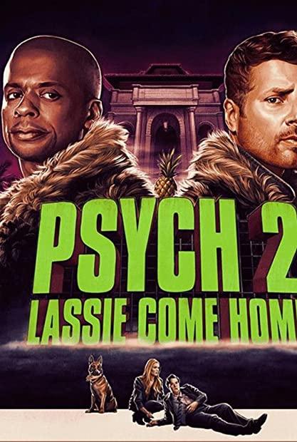 Psych 2 Lassie Come Home 2020 720p WEBRip 800MB x264-GalaxyRG