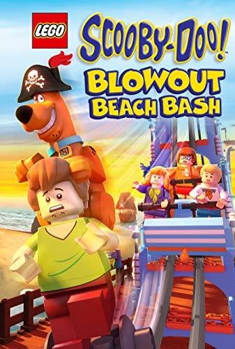 Lego Scooby-Doo! Blowout Beach Bash (2017) [720p] [BluRay] [YTS MX]
