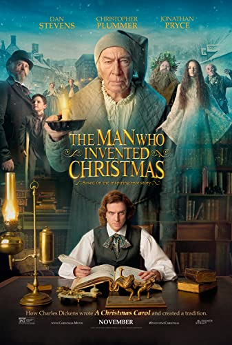 The Man Who Invented Christmas (2017) [1080p] [BluRay] [YTS MX]