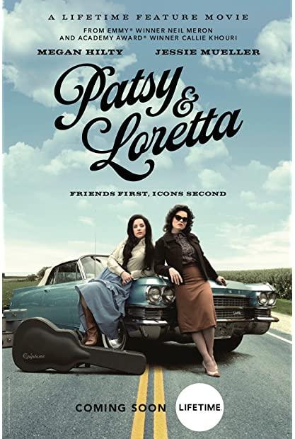 Patsy and Loretta 2019 720p WEBRip 800MB x264-GalaxyRG