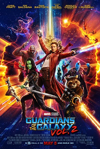 Guardians of the Galaxy Vol 2 2017 1080p BluRay Hindi English x264 DD 5 1 MSubs - LOKiHD - Telly