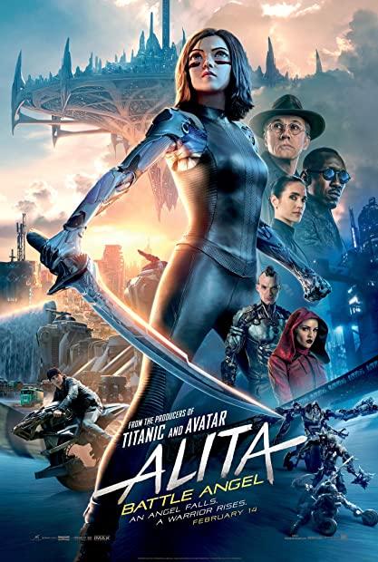 Alita Battle Angel (2019) Open Matte (1080p Webrip x265 10bit EAC3 5 1 - xtrem3x) TAoE mkv