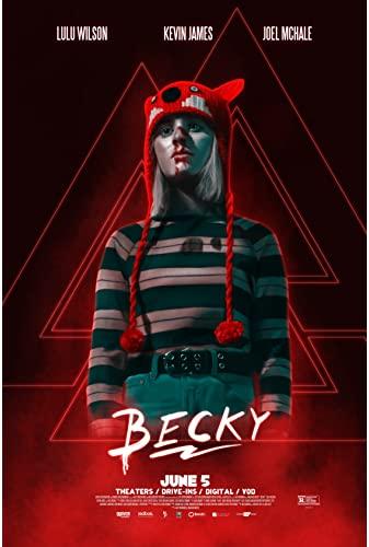 Becky 2020 720p BRRip XviD AC3-XVID