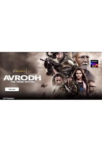 Avrodh (2020) Hindi S01 Complete 720p Sonyliv WEBRip 1 7 GB AAC 2CH x264 - Shadow (BonsaiHD)
