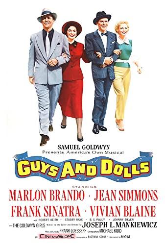 Guys And Dolls 1955 1080p BluRay x265-RARBG