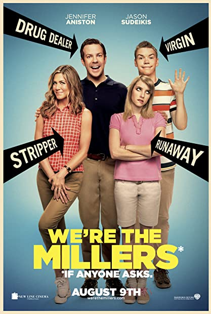 We're The Millers (2013) Extended Cut (1080p BDRip x265 10bit EAC3 5 1 - WEM)TAoE mkv