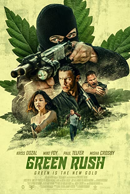 Green Rush (2020) 720p HDRip Hindi-Dub Dual-Audio x264