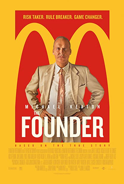 The Founder (2016) (1080p BDRip x265 10bit EAC3 5 1 - WEM)TAoE mkv mkv