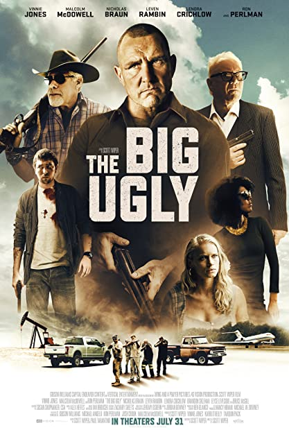 The Big Ugly (2020) 720p HDRip Hindi-Sub x264 - 1XBET