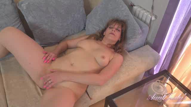 AuntJudys 20 08 01 Emely Tea Time Masturbation In Heels XXX