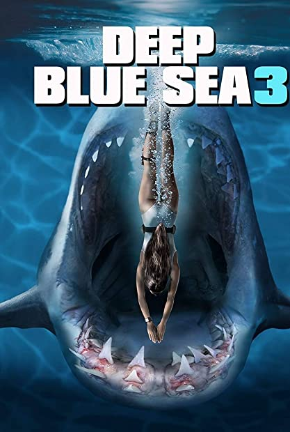 Deep Blue Sea 3 (2020) 720p HDRip Hindi-Sub x264 - 1XBET