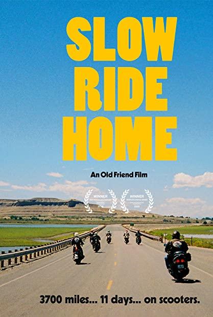 Slow Ride Home 2020 720p AMZN WEBRip 800MB x264-GalaxyRG