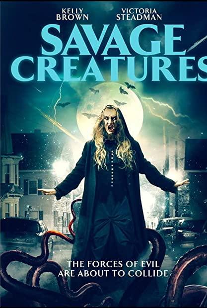 Savage Creatures 2020 1080p AMZN WEBRip DDP2 0 x264-iKA