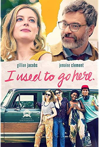 I Used To Go Here 2020 720p WEB-DL H264 AC3-EVO
