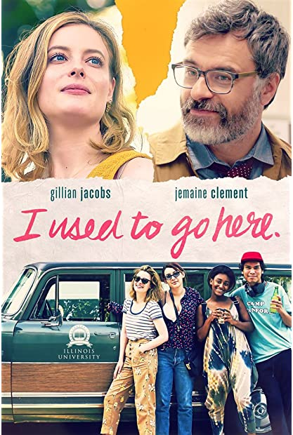 I Used to Go Here 2020 720p WEBRip 800MB x264-GalaxyRG