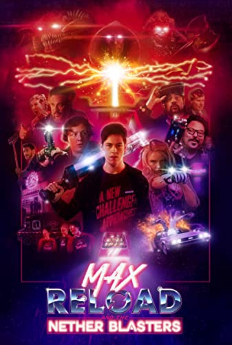 Max Reload and the Nether Blasters 2020 720p BDRip X264 AAC 2 0-EVO