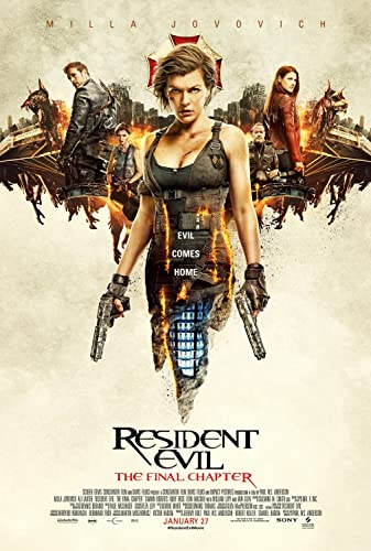 Resident Evil The Final Chapter (2016) [720p] [BluRay] [YTS MX]