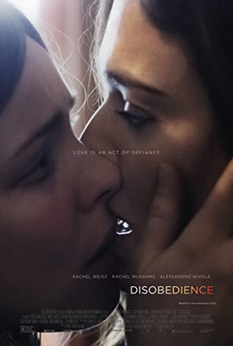Disobedience 2017 1080p BluRay x265-RARBG