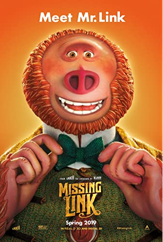 Missing Link 2019 1080p BluRay x265-RARBG