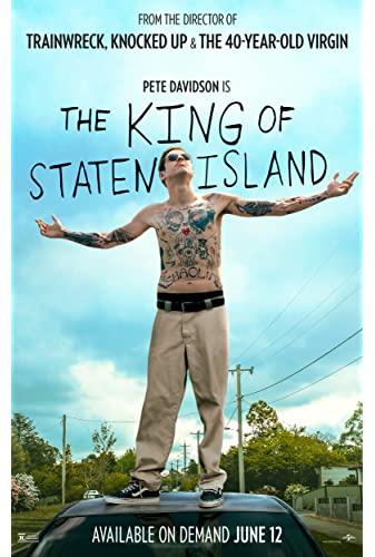 The King Of Staten Island 2020 1080p BluRay x265-RARBG