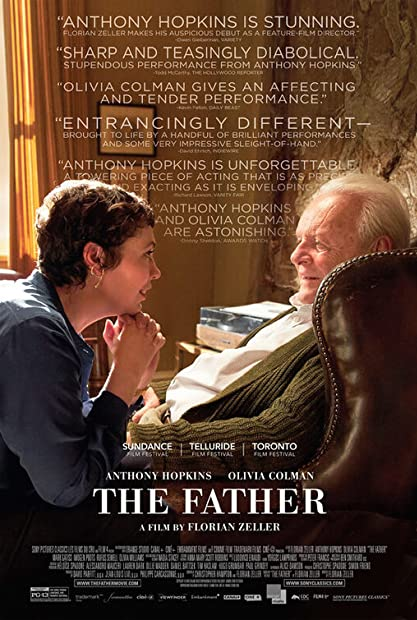 The Father (2020) 1080p 5 1 - 2 0 x264 Phun Psyz