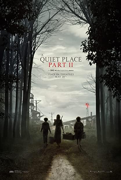 A Quiet Place Part II 2020 1080p WEBRip 1400MB DD5 1 x264-GalaxyRG