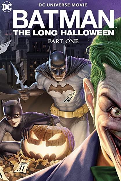 Batman The Long Halloween Part One 2021 BDRip x264-ORBS