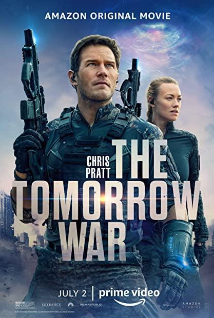 The Tomorrow War (2021) 1080p 5 1 - 2 0 x264 Phun Psyz