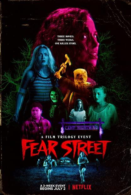Fear Street Part 1 1994 2021 1080p NF WEB-DL DDP5 1 Atmos HDR HEVC-CMRG