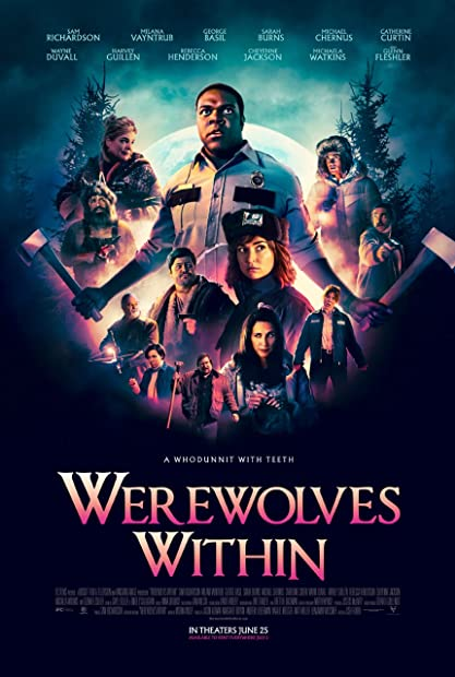 Werewolves Within 2021 720p WEBRip 800MB x264-GalaxyRG