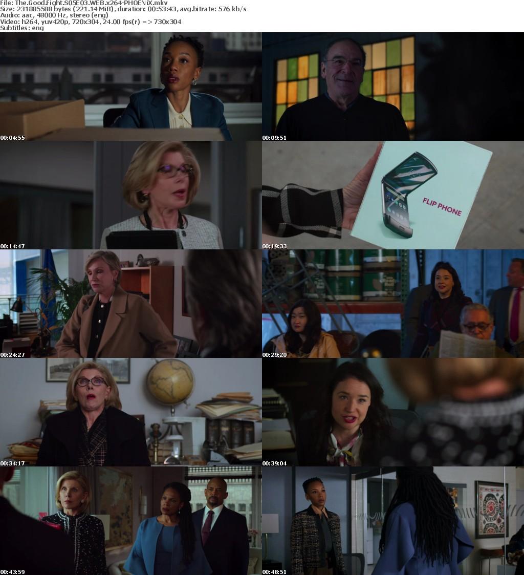 The Good Fight S05E03 WEB x264-PHOENiX