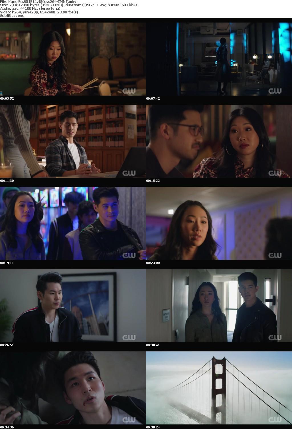 Kung Fu S01E11 480p x264-ZMNT