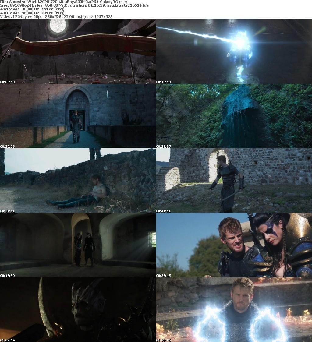 Ancestral World 2020 720p BluRay 800MB x264-GalaxyRG