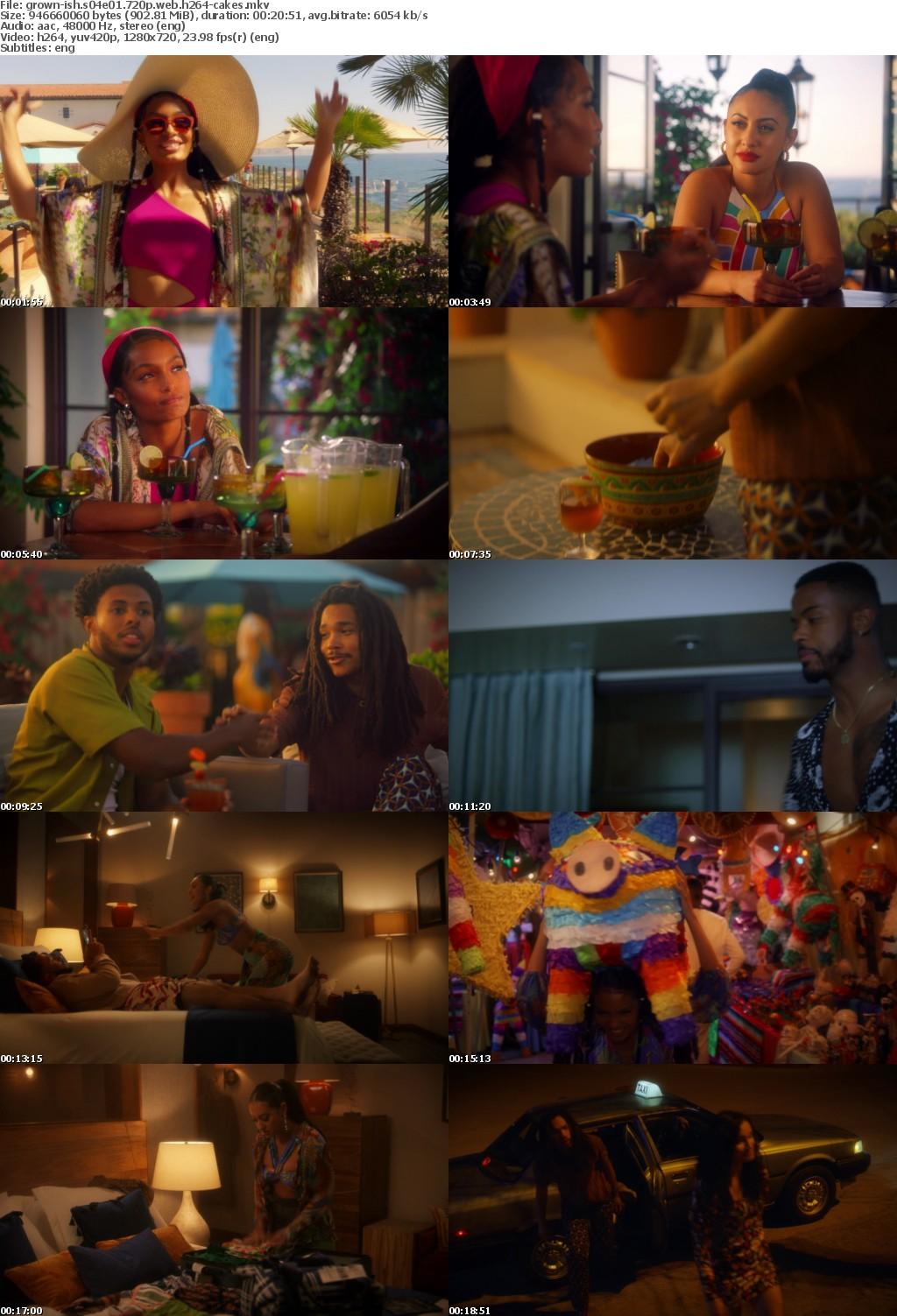 Grown-ish S04E01 720p WEB H264-CAKES