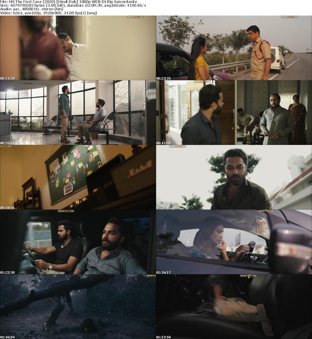 HIT / HIT: The First Case (2020) Hindi Dub 1080p WEB-DLRip Saicord
